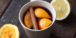 Narancsos forralt bor