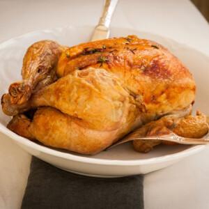 Egészben sült csirke Coook konyhájából