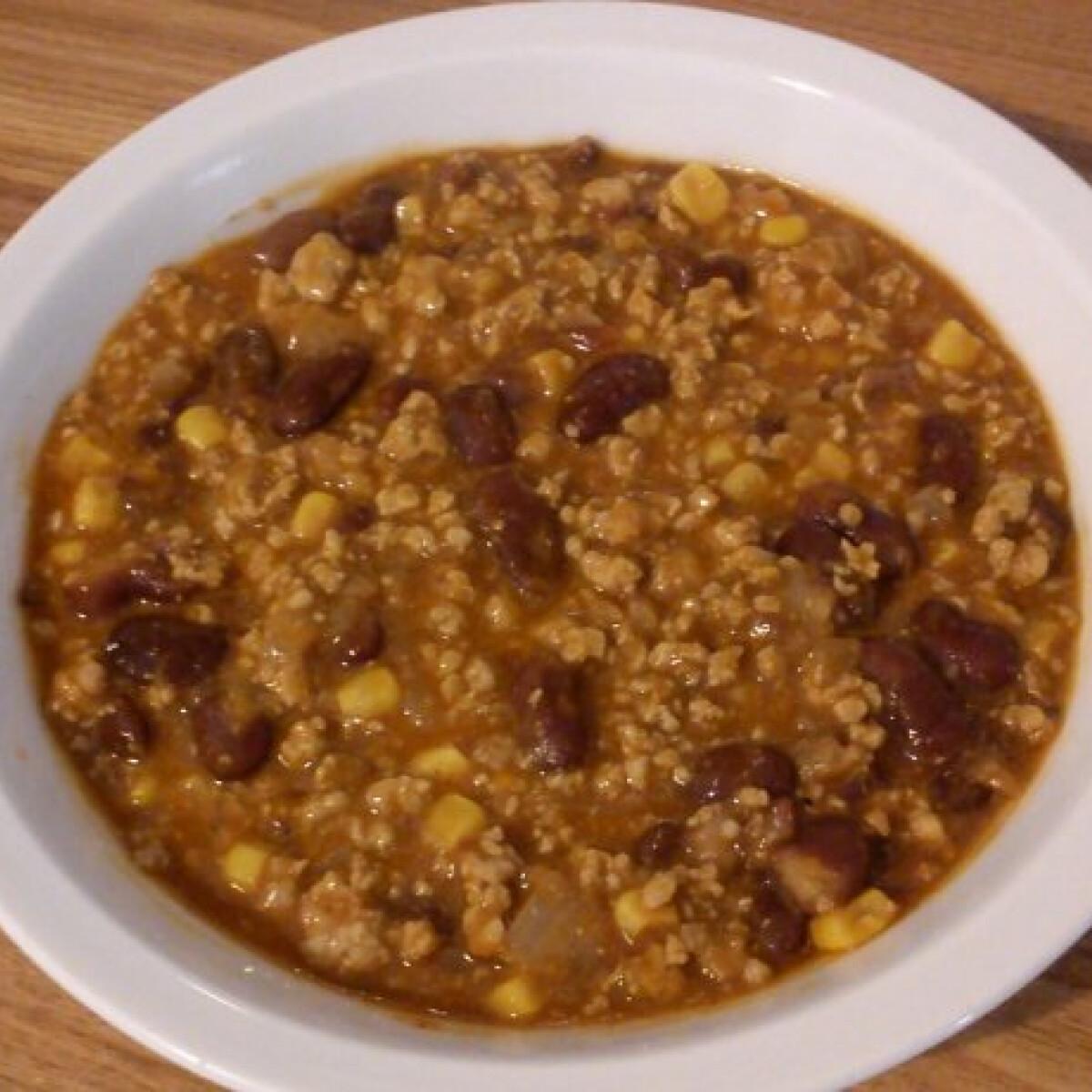 Chilis bab Anett konyhájából