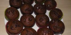 Remek csokis muffin