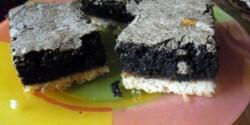 Mákos pite helena konyhájából