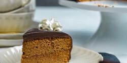 Majdnem eredeti Sacher torta