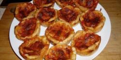 Pizzás kosár Pettertől