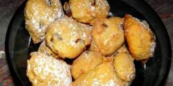 Walesi mazsolás keksz