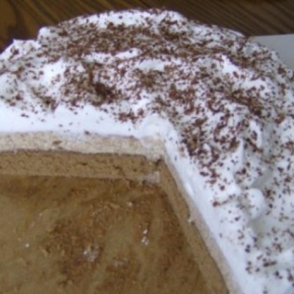 Csokoládés-diós torta 3.