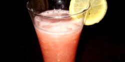 Grapefruit-citrom turmix