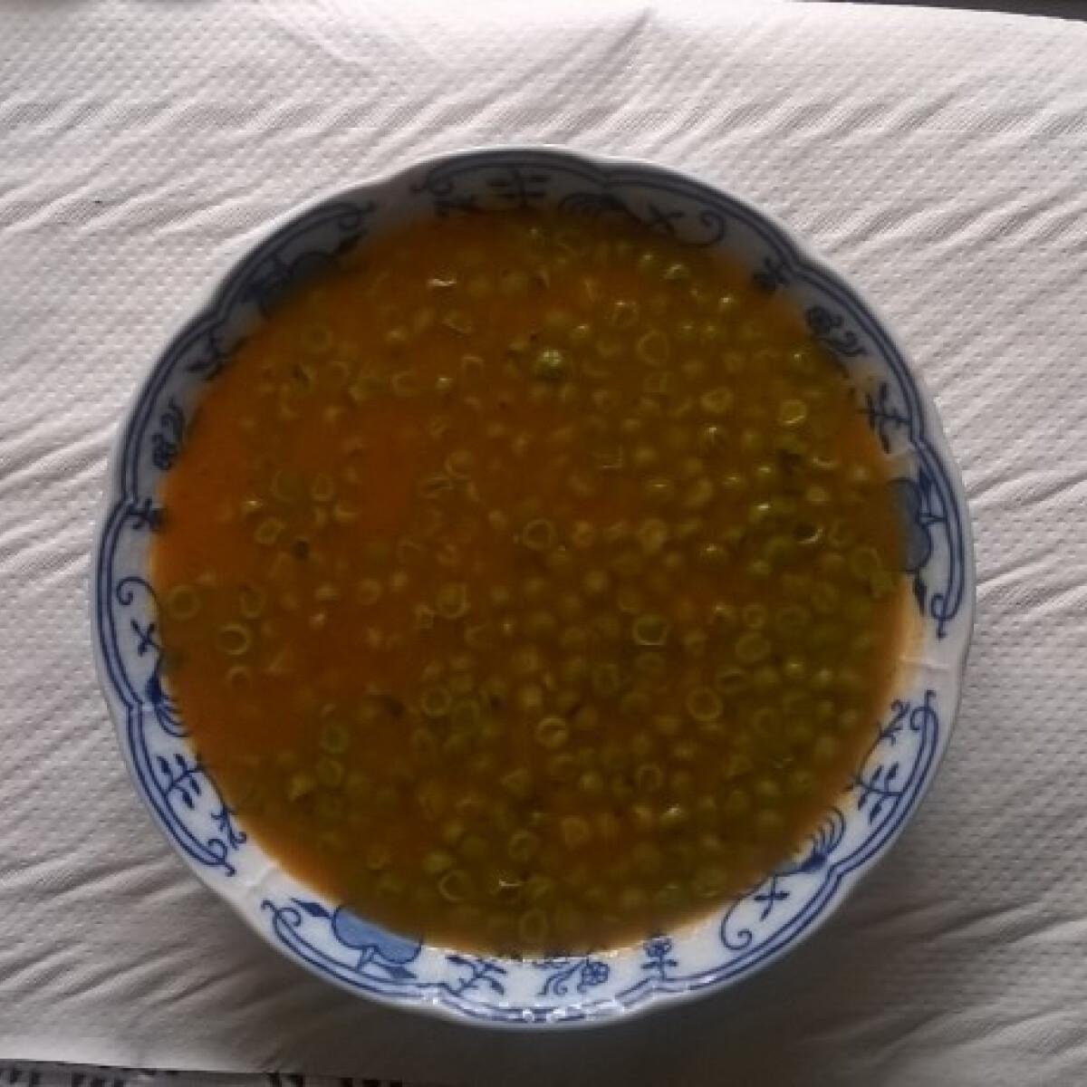 Zöldborsó főzelék márti1218 konyhájából
