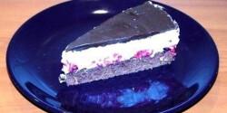 Túró rudi torta 4. - gyümölcsös