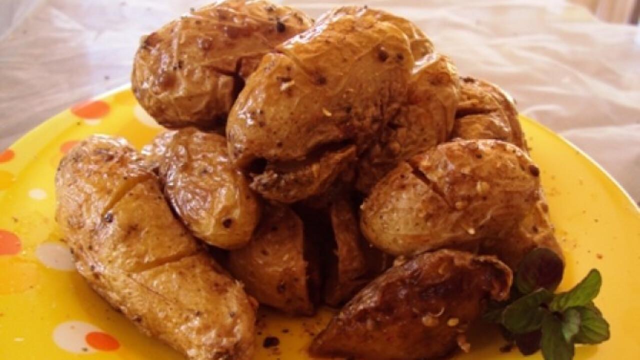 Dobált krumpli