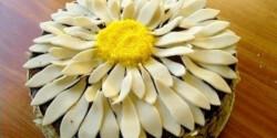 Virágtorta