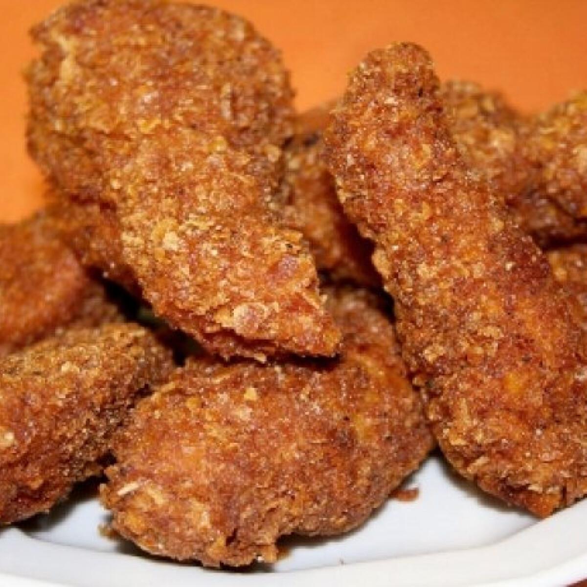 Ezen a képen: Extra ropogós csirkeszárnyak