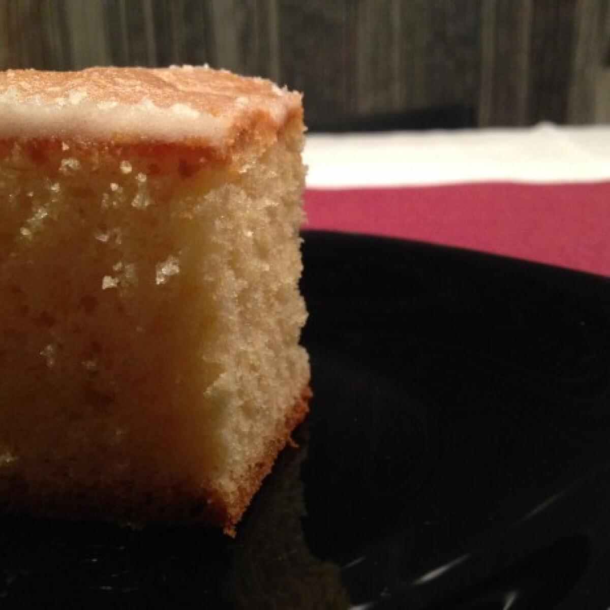 Ezen a képen: Narancsos sütemény Lbara konyhájából