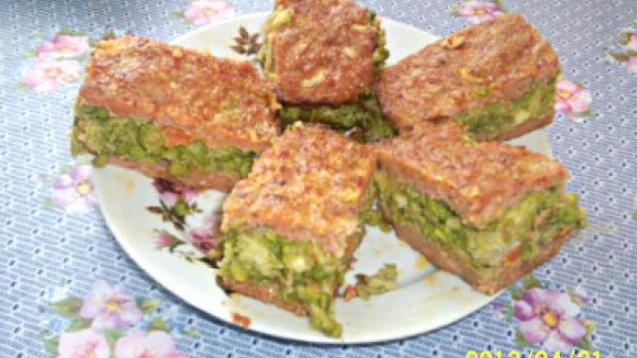 Darált húsos-zöldséges vagdalt