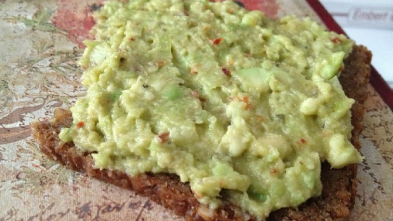 Guacamole A'la Bella konyhájából