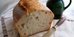 Krumplis kenyér vadkovásszal