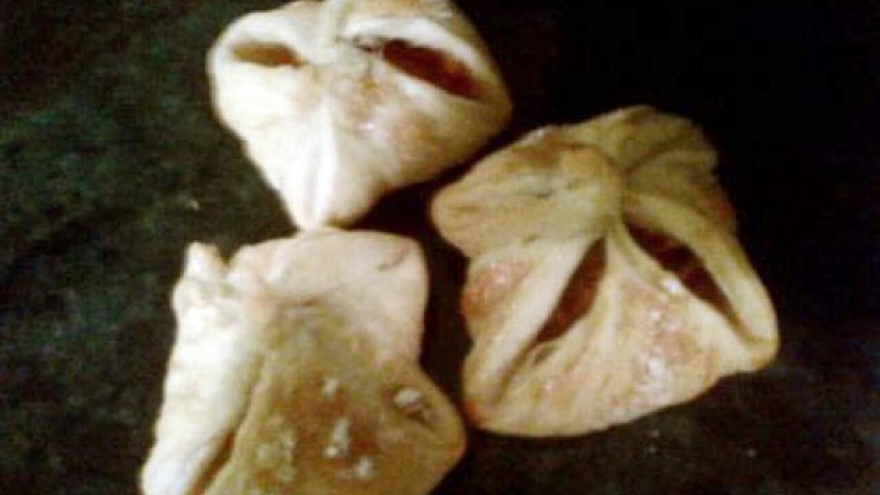Almás batyu Bettus konyhájából