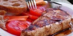 Sült camembert 3. - vörösboros
