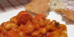 Babsaláta Katharosz konyhájából