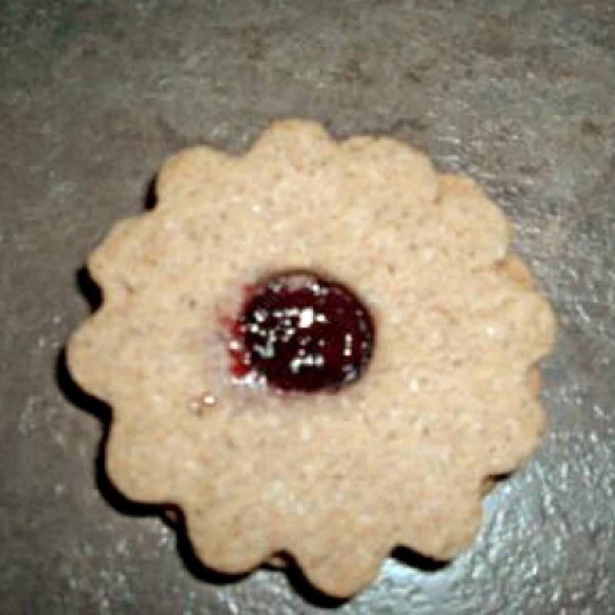 Linzervirág Lildik konyhájából