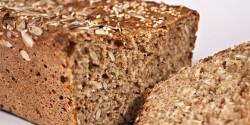 Sokmagvas kenyér dagasztás nélkül 2.