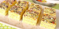 Citromkocka Judit konyhájából