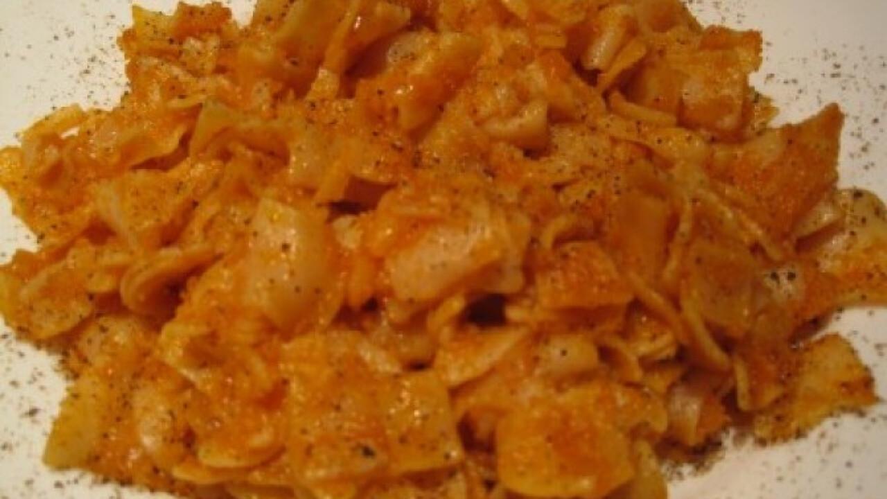 Krumplis tészta Katharosz konyhájából