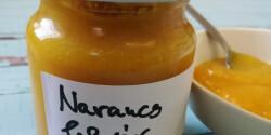 Narancshéjas narancslekvár