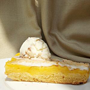 Citromos pite fagyival Szitka konyhájából