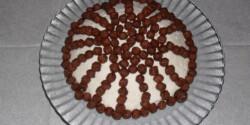 Málnás-túrós bomba csokigolyóval