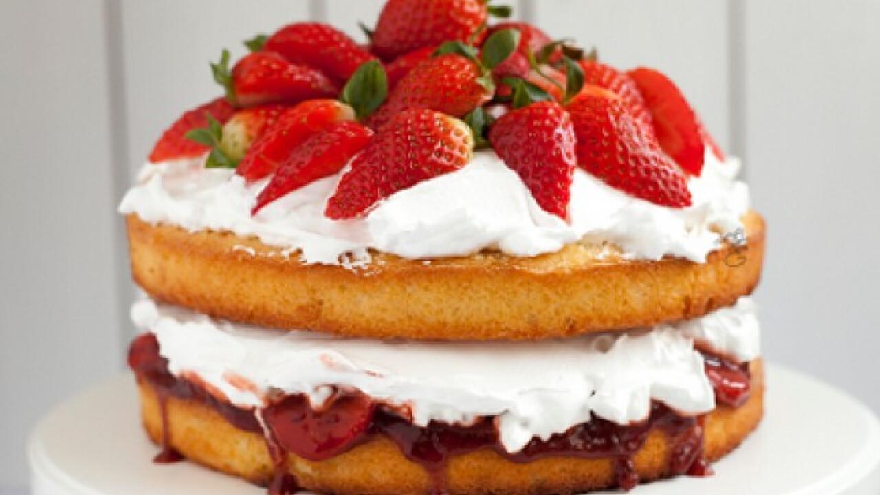 Viktória torta Emőke konyhájából