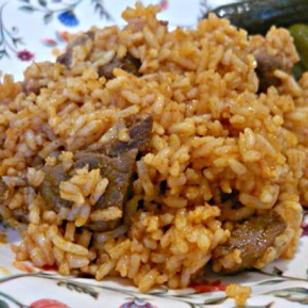 Ezen a képen: Bácskai rizses hús