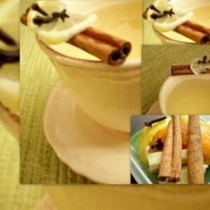 Gyömbéres citrusos tea 2.