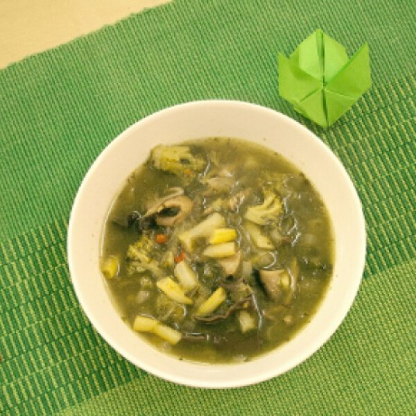 Zöld curry leves