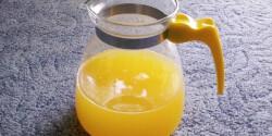 Citrusos frissítő fogyókúra mellé