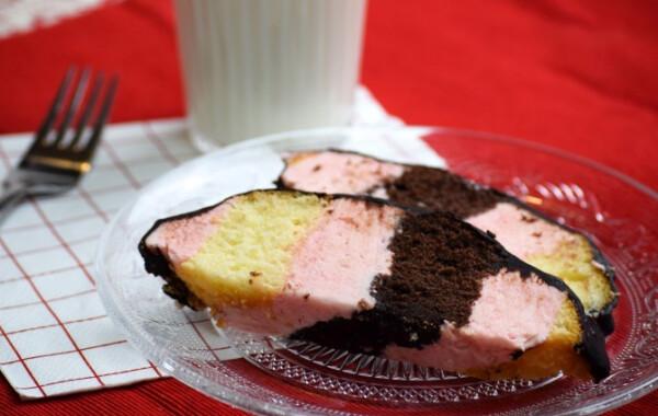 Méteres sütemény