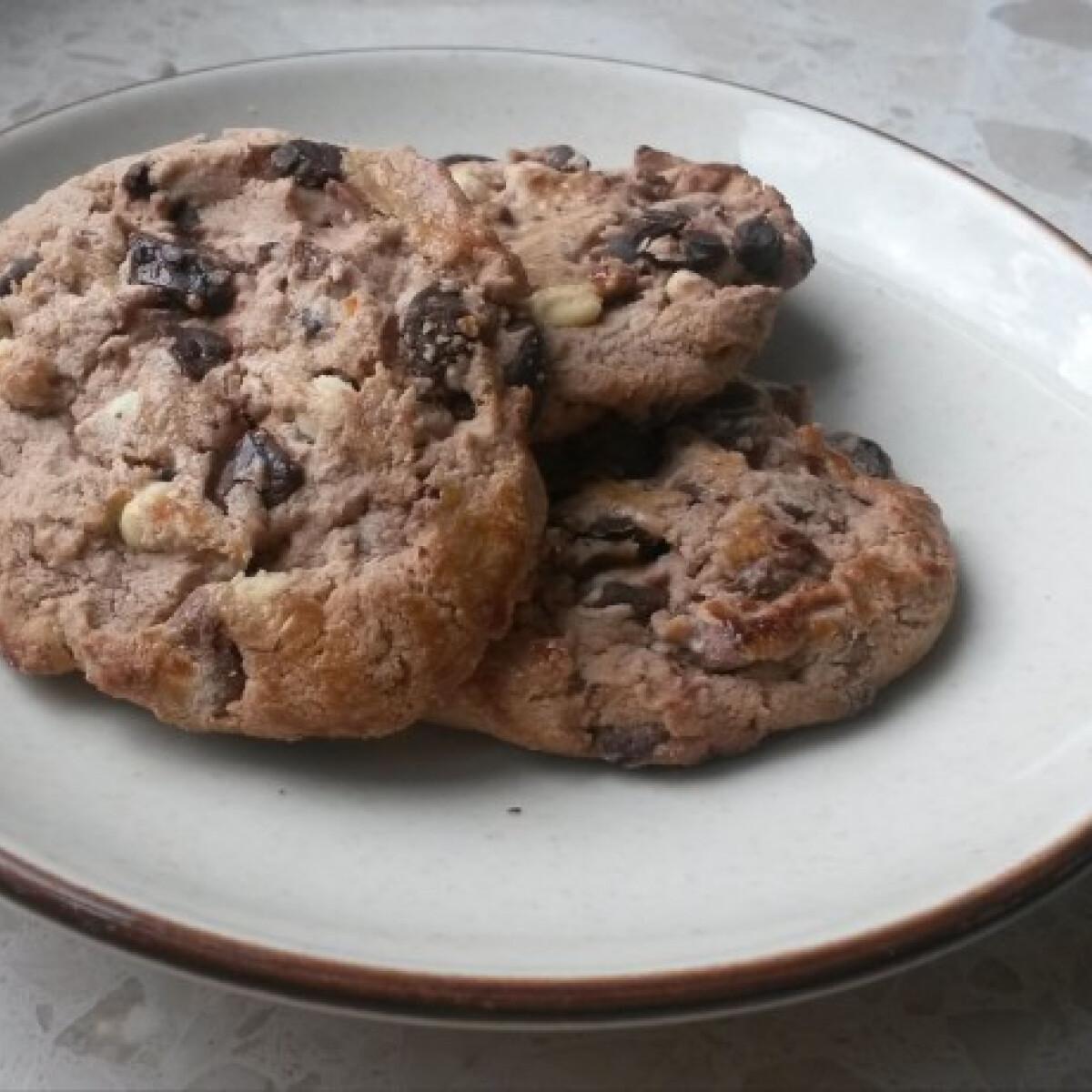 Ezen a képen: Cookies Julie konyhájából