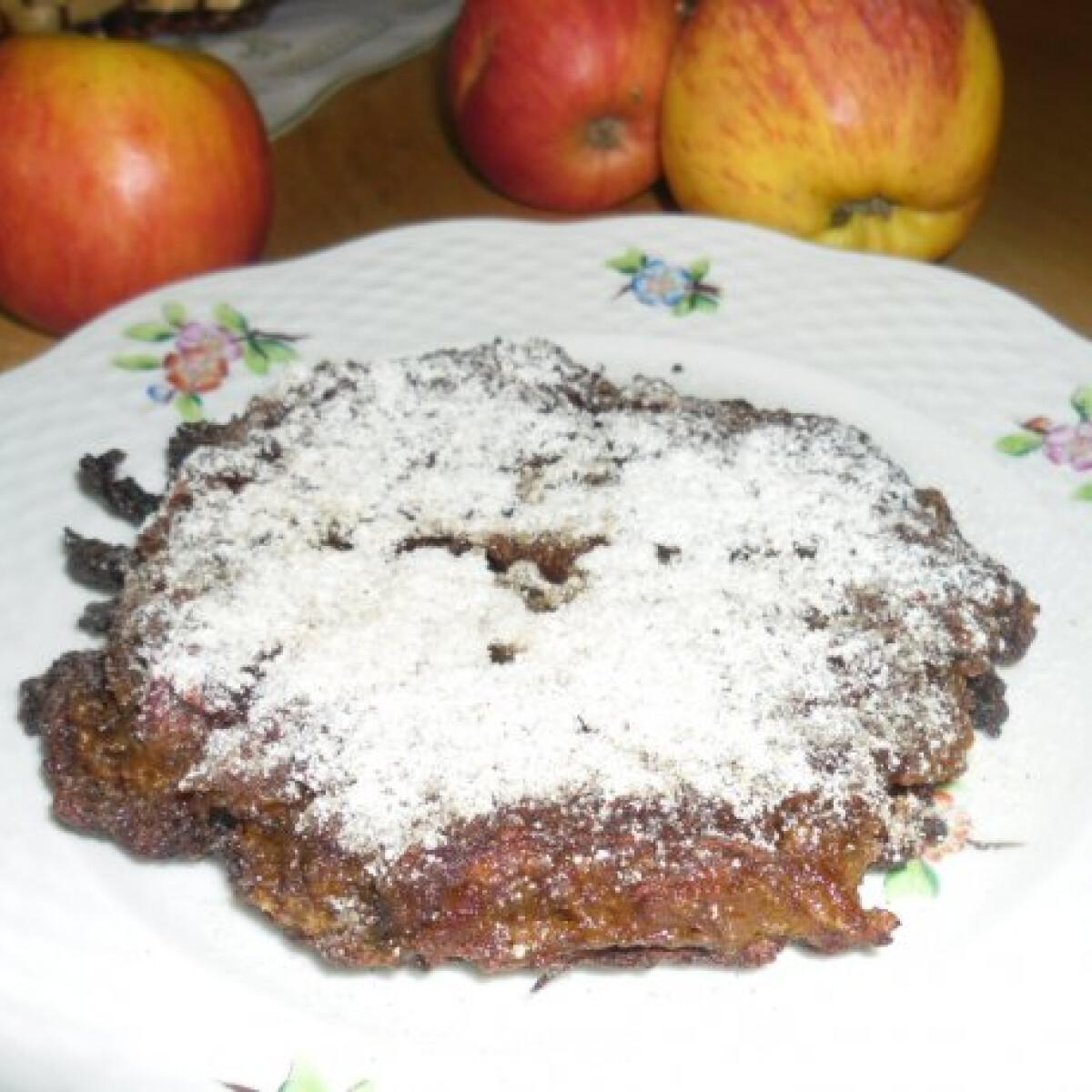 Ezen a képen: Céklás-almás süti helena konyhájából