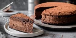 Egyszerű Rigó Jancsi-torta