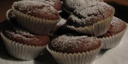 Csokis muffin Dodóka konyhájából