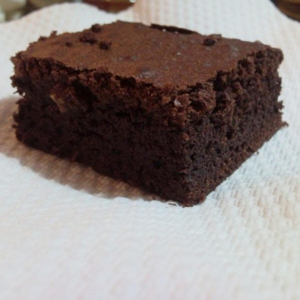 Brownie Anna konyhájából