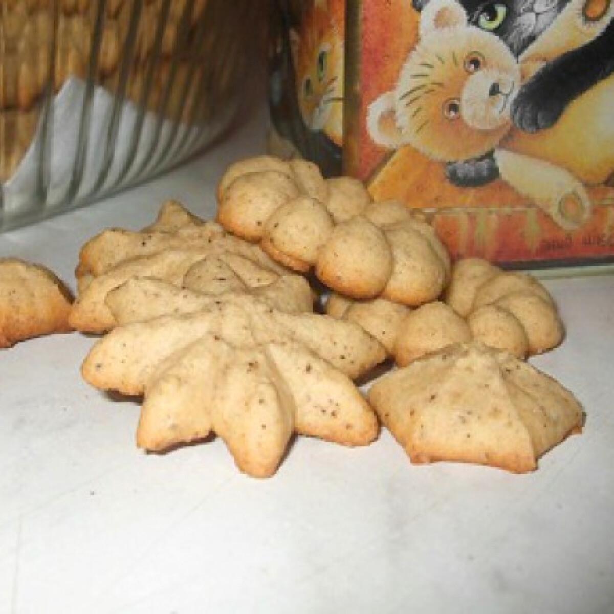 Ezen a képen: Fahéjas keksz StellaMelanie konyhájából