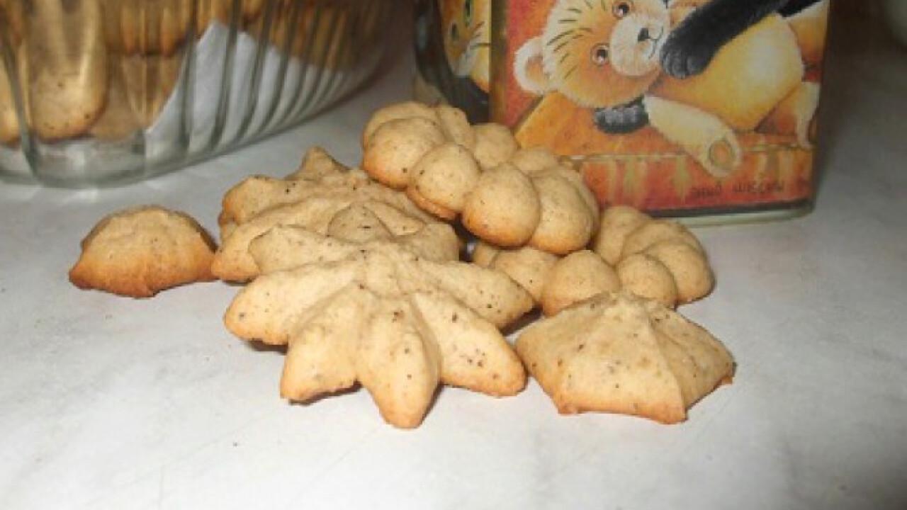 Fahéjas keksz StellaMelanie konyhájából