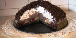 Vakondtúrás torta Gabystól