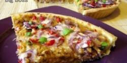 Húsos pite- lopott pitesütőben