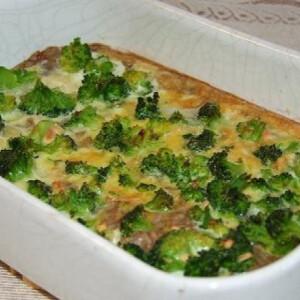 Brokkolis rizs