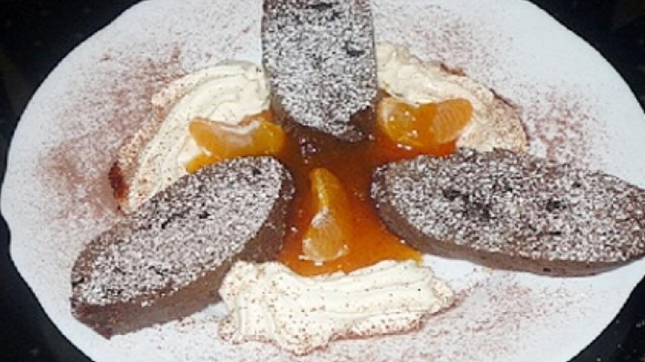 Csokis kenyér Attila konyhájából