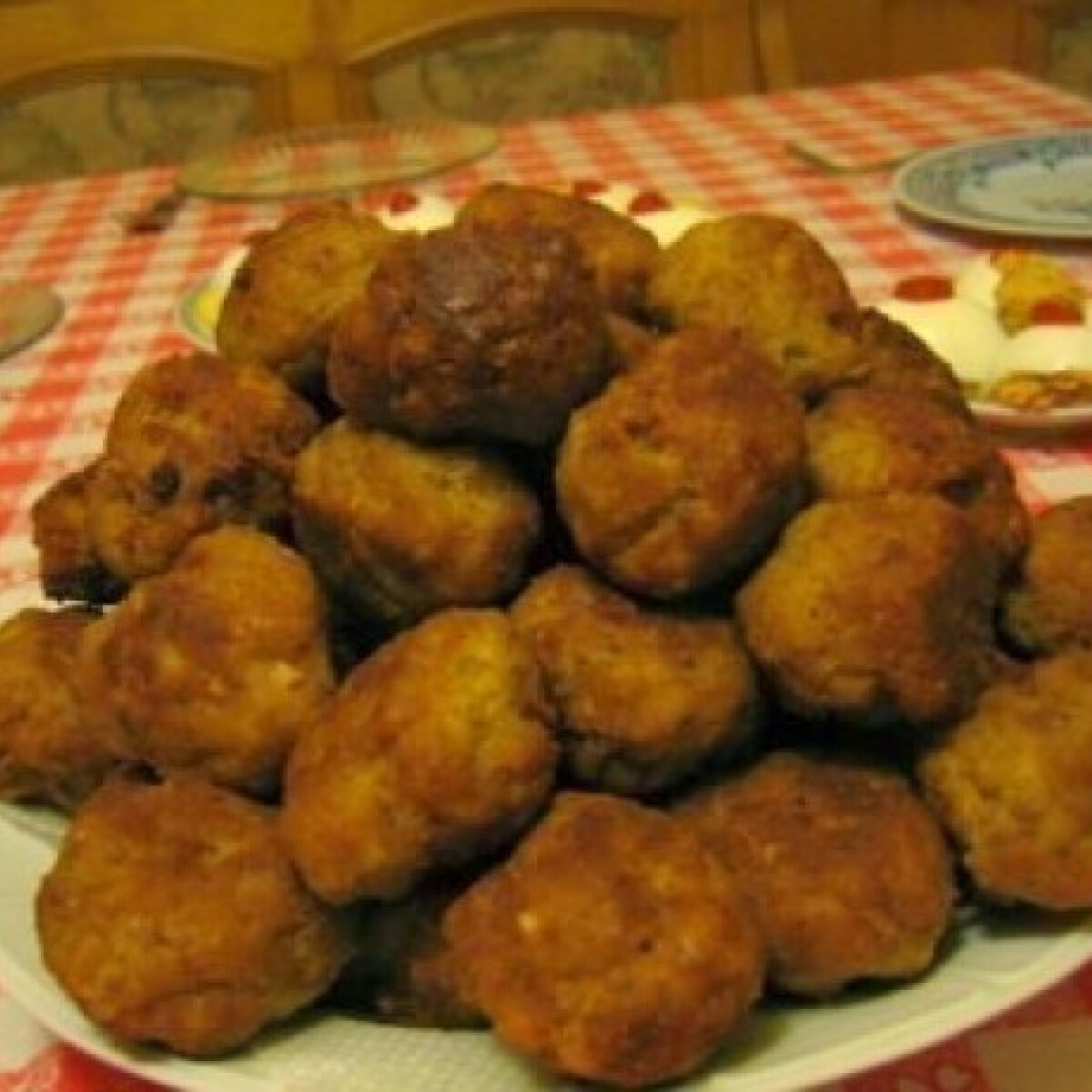Krumplis fasírt
