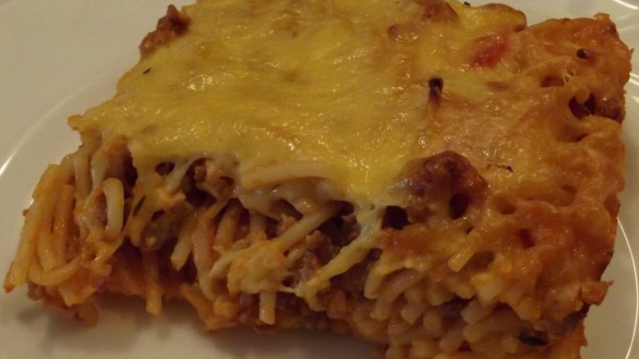 Milánói spagetti másképp