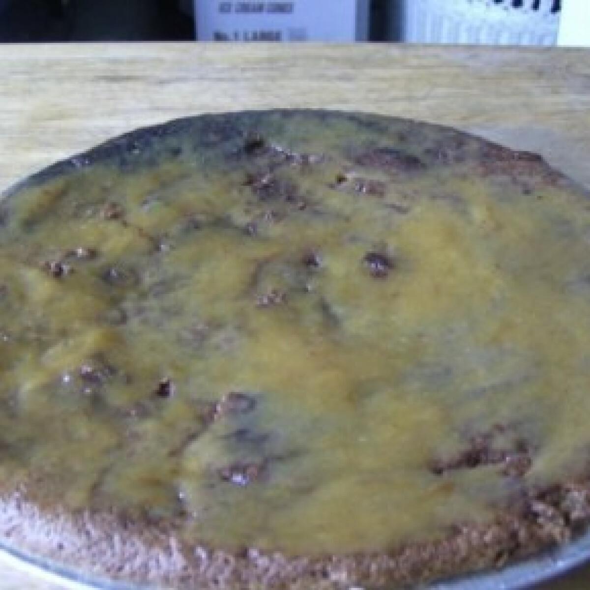 Ezen a képen: Sütőtökös-édesburgonyás torta