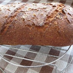 Teljes kiőrlésű kenyér Dark konyhájából